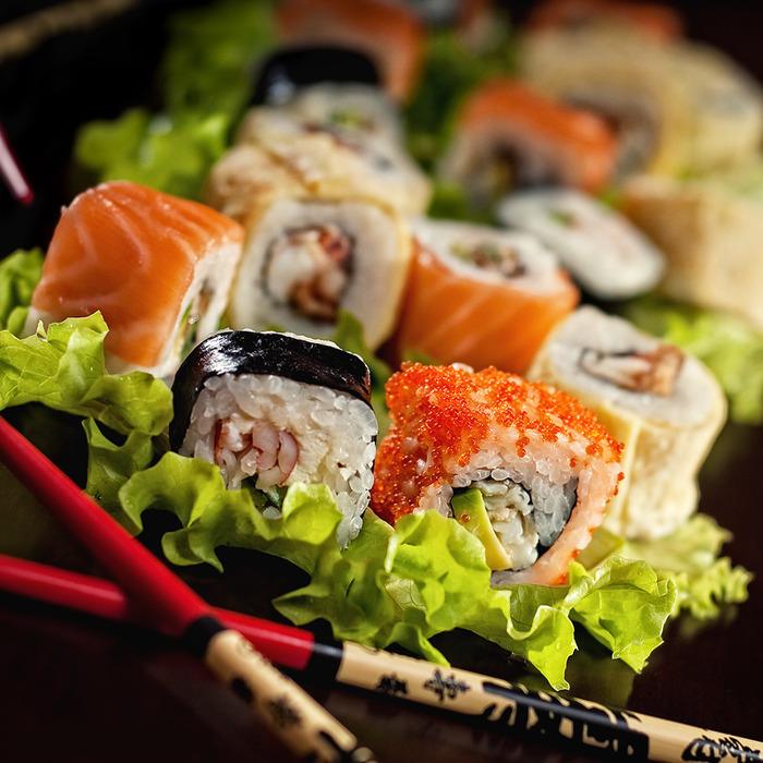 В какие сходить суши бары в Новосибирске?