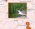 Водопады Новосибирска и Сибирского ФО