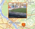 Спортивные сооружения Новосибирска и Сибирского ФО