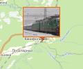 Железнодорожная станция Канифольная