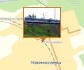Железнодорожная станция Абакумовка