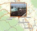 Станция Бочаты