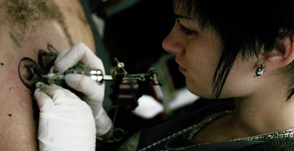 Где сделать татуировку в Новосибирске? Тату-салоны Новосибирска