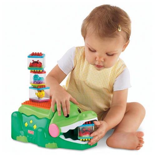 Где купить развивающие игрушки в Новосибирске?
