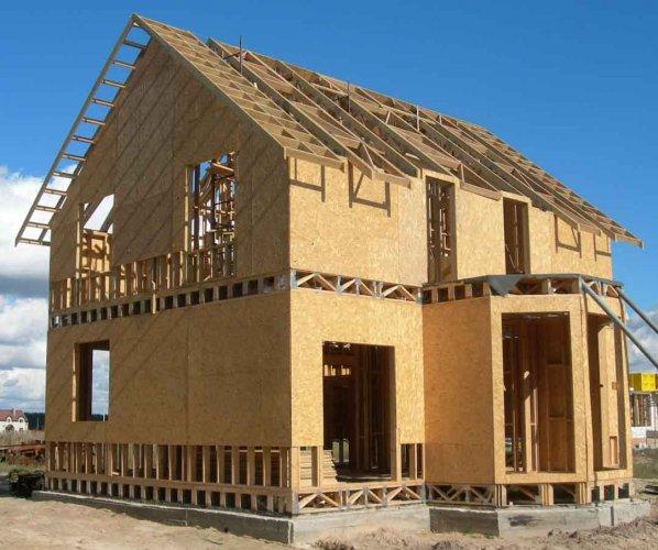 Фирмы по строительству каркасных домов в Новосибирске