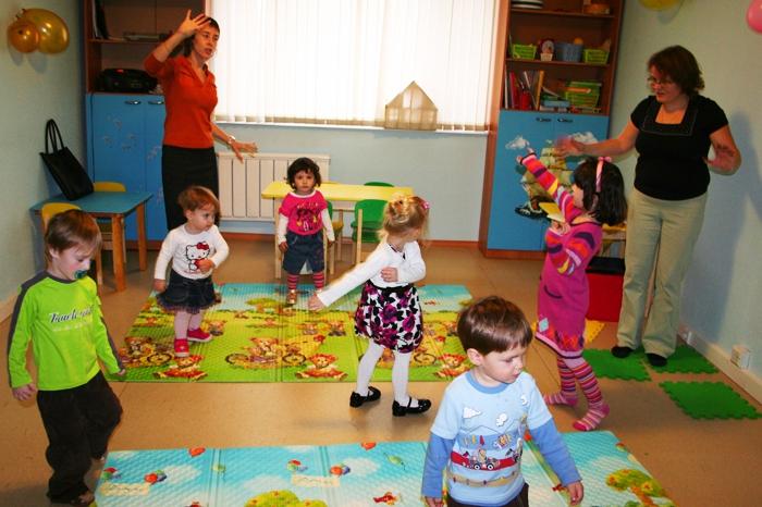 Где находятся детские развивающие центры в Новосибирске?