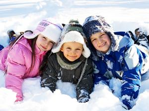 Куда отправить ребенка на зимние каникулы в Новосибирске?