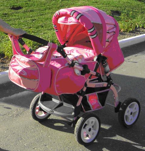 В каком магазине купить детскую коляску в Новосибирске