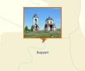 Храм Святой Троицы в селе Бараит