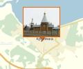 Свято-Ильинский храм поселка Крутинка