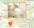 Где находятся свадебные салоны в Новосибирске?