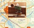 Где находятся бани и сауны в Новосибирске?