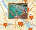 Где поплавать в бассейне в Новосибирске?