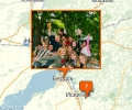 Где находятся детские лагеря Новосибирска?