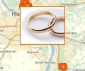 Где находятся брачные агентства в Новосибирске?