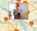 Где предоставляют услуги по уборке в Новосибирске?
