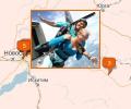 Где прыгать с парашютом в Новосибирске?