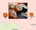 Где заказать доставку суши в Омске?