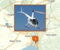 Как организовать полёт на вертолете в Новосибирске?