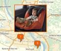 Где купить детское автокресло в Новосибирске?
