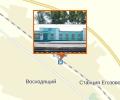 Станция Егозово