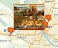 Где найти шведский стол в Новосибирске?