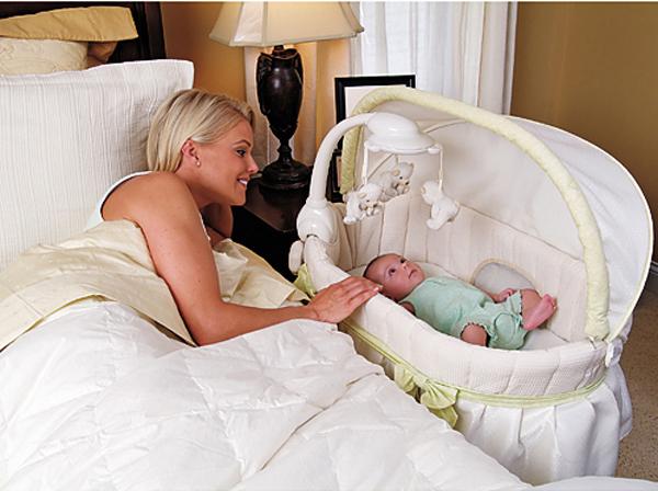 Где купить колыбель и ходунки новорожденного в Новосибирске?