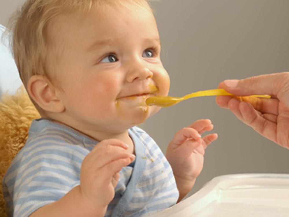 Где купить детское питание в Новосибирске?