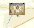 Церковь Покрова Пресвятой Богородицы (новая) в селе Бея