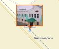 Железнодорожная станция Чистоозёрная