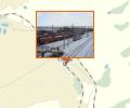 Железнодорожная станция Черкасов Камень