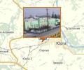 Железнодорожная станция Юрга - 1