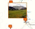 Особо охраняемые природные зоны Хакасии