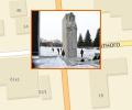 Какой самый высокий памятник в Новосибирске?