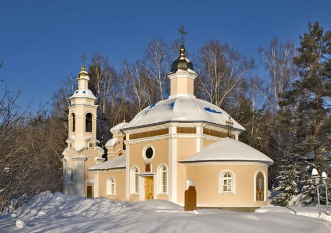 Где в Новосибирске купить иконы и заказать службу?