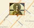 Часовня Святого Великомученика Пантелеймона