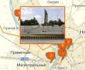Современные памятники в Омске