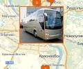 Где можно заказать туристический автобус в Новосибирске?