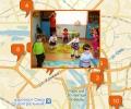 Где находятся детские развивающие центры в Омске?