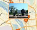 Парки, скверы и сады Омска