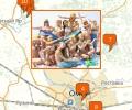Где находятся детские лагеря в Омске?