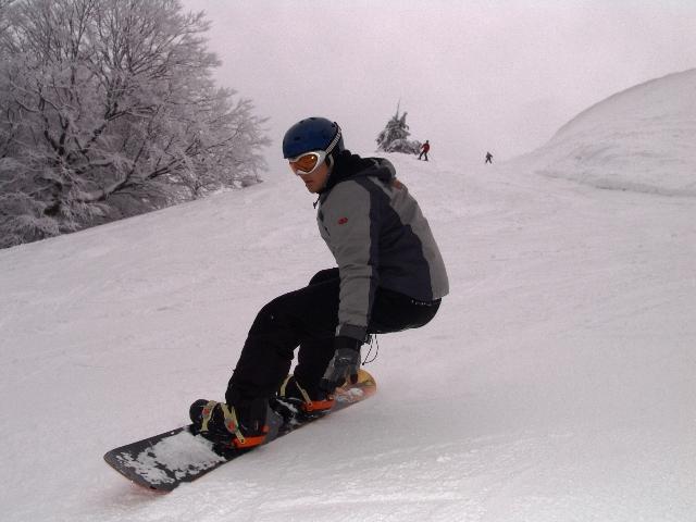 Где покататься на сноуборде в Омске?