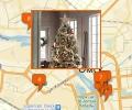 Где купить елку и елочные украшения в Омске?
