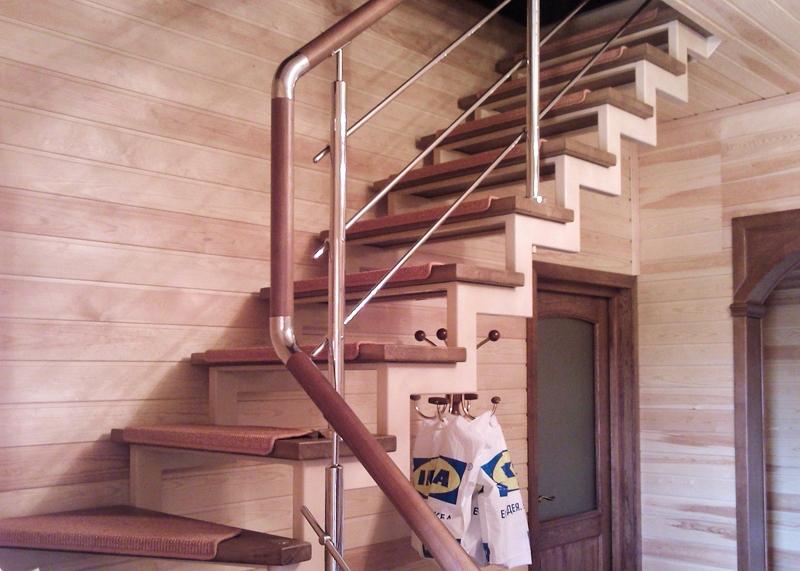 Где в Новосибирске купить лестницу?