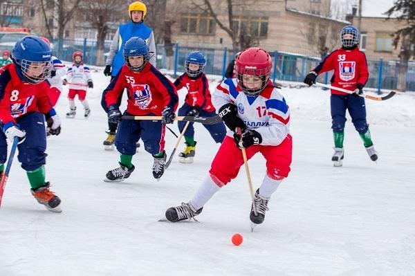Где научиться играть в хоккей в Омске?