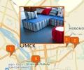 Где продается бескаркасная мебель в Омске?