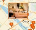 Где расположены спа-салоны в Омске?