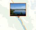 Озеро Чейбеккель (Вытянутое озеро, или Мёртвое озеро)