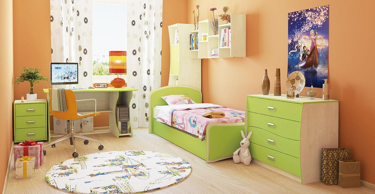 Детская мебель Омска