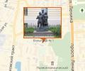Памятник военным-медикам (Мемориал памяти преподавателей и сотрудников медицинского института)